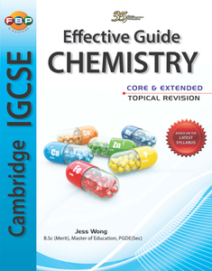 IGCSE Effect Guide Chemistry (A Complete Revision)