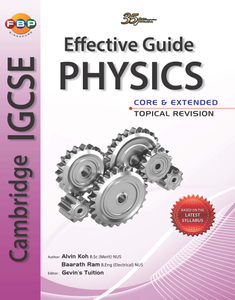 IGCSE Effective Guide Physics (A Complete Revision)