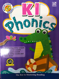 Bright Kids : K1 Phonics