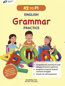 K2 to P1 English Grammar Practice