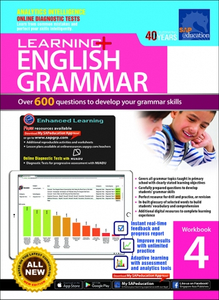 Learning Grammar Workbook 4