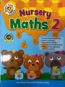 Bright Kids : Nursery Maths 2