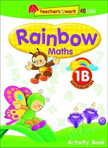 Rainbow Maths Activity Book K1B