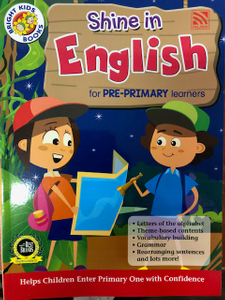 Bright Kids: Shine In English
