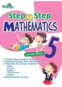 Step by Step Mathematics P5