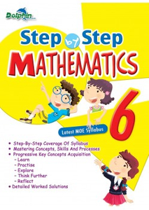 Step by Step Mathematics P6