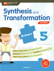 Synthesis & Transformation Primary 5 (2E)