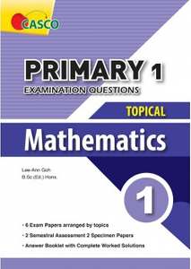 Examination Questions - Topical Mathematics 1