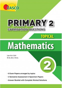 Examination Questions - Topical Mathematics 2