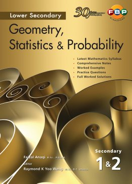 Geometry, Statistics and Probability Lower Secondary
