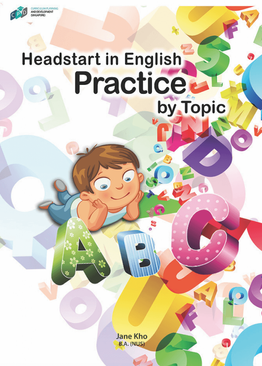 Headstart in English: Practice by Topic