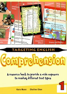 Targeting English Comprehension Book 1