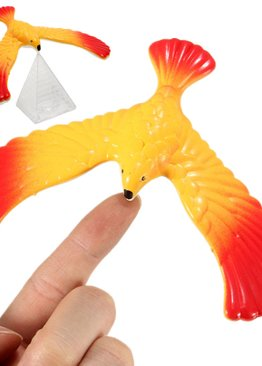 Science Educational Toy For Kids Play N Learn Party Gift Balancing Bird