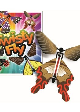 Science Educational Toy For Kids Play N Learn Party Gift Butterfly Twisty Fly