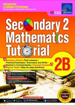 Secondary Two Mathematics Tutorial 2B