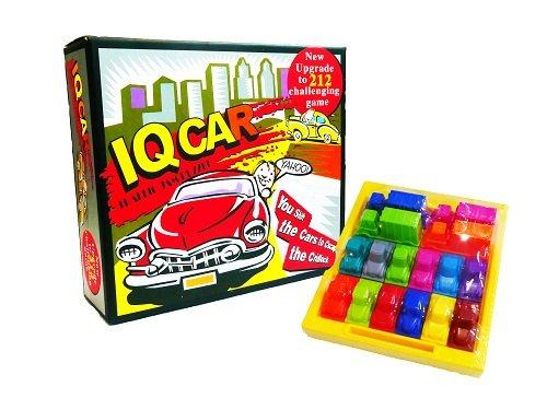 Play N Learn IQ Car Challenge