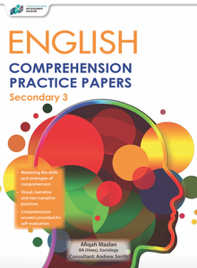 English Comprehension Practice Papers Secondary 3
