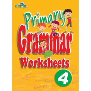 Primary Grammar Worksheets 4