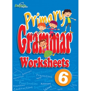 Primary Grammar Worksheets 6