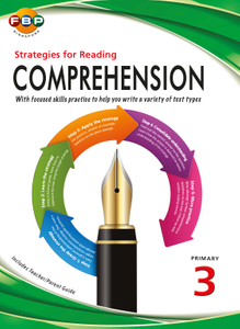 Comprehension for Reading Strategies - Primary 3