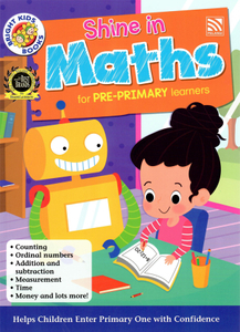 Bright Kids: Shine In Maths
