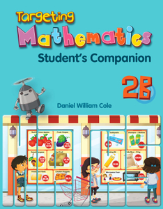 Targeting Maths Student's Companion 2B