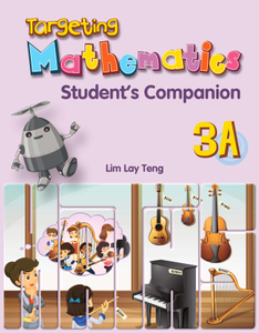 Targeting Maths Student's Companion 3A