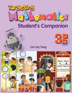 Targeting Maths Student's Companion 3B