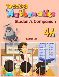 Targeting Maths Student's Companion 4A