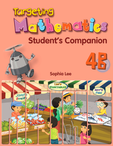 Targeting Maths Student's Companion 4B