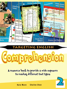 Targeting English Comprehension Book 2