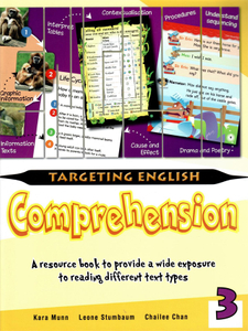 Targeting English Comprehension Book 3