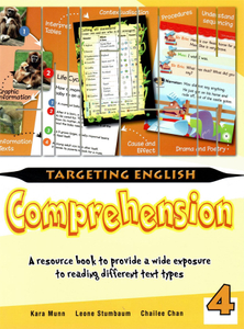 Targeting English Comprehension Book 4
