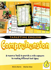 Targeting English Comprehension Book 6