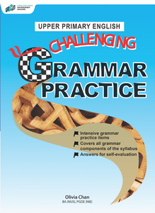 Upper Primary English Challenging Grammar Practice