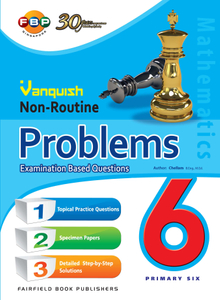 Vanquish Non Routine Problems P6