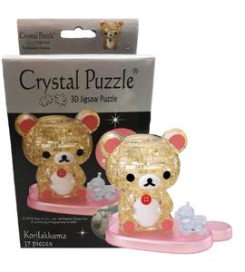 3D Crystal Puzzle Character Korilakkuma