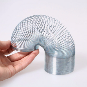 Play N Learn Science Toy Metal Slinky