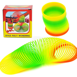 Play N Learn Science Toy Plastic Slinky