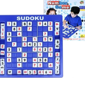 Play N Learn Mathematics Sudoku Board Game