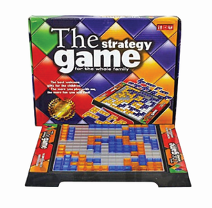Play N Learn Strategy Board Game