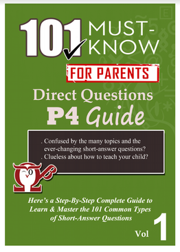 P4. 101 Must-Know Questions Vol 1 + 2 (2-Book Quick Starter Kit)