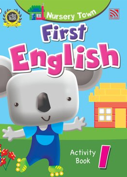 Nursery Town: First English Activity Book 1