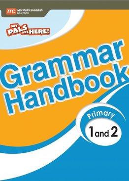 My Pals are Here! Grammar Handbook P1&2