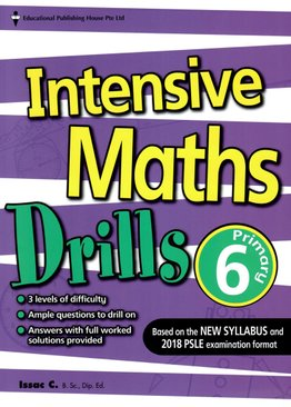 Intensive Maths Drills 6 - New Syllabus