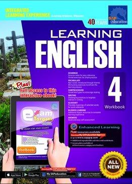 Learning English Workbook 4