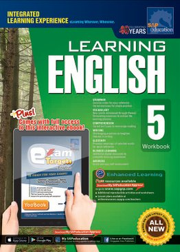Learning English Workbook 5