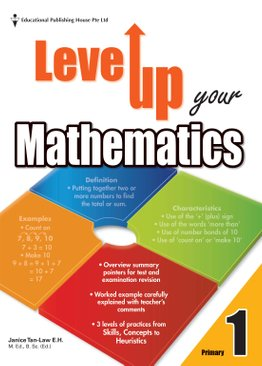 Level Up Your Maths 1