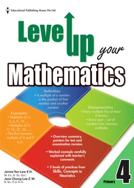 Level Up Your Maths 4