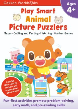 PLAYSMART ANIMALS 4+
